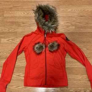 Lululemon LIMITED Sochi Olympic Hoodie
